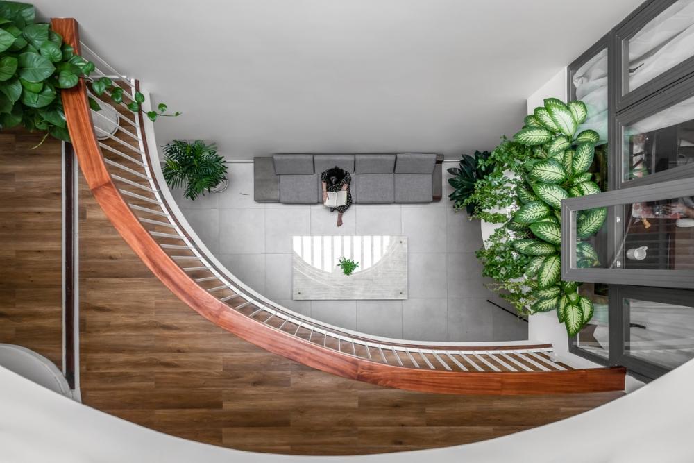 26 1 1000x1000 - Nhà trong thành phố - Giải pháp cho không gian sống với nhiều thành viên | Story Architecture