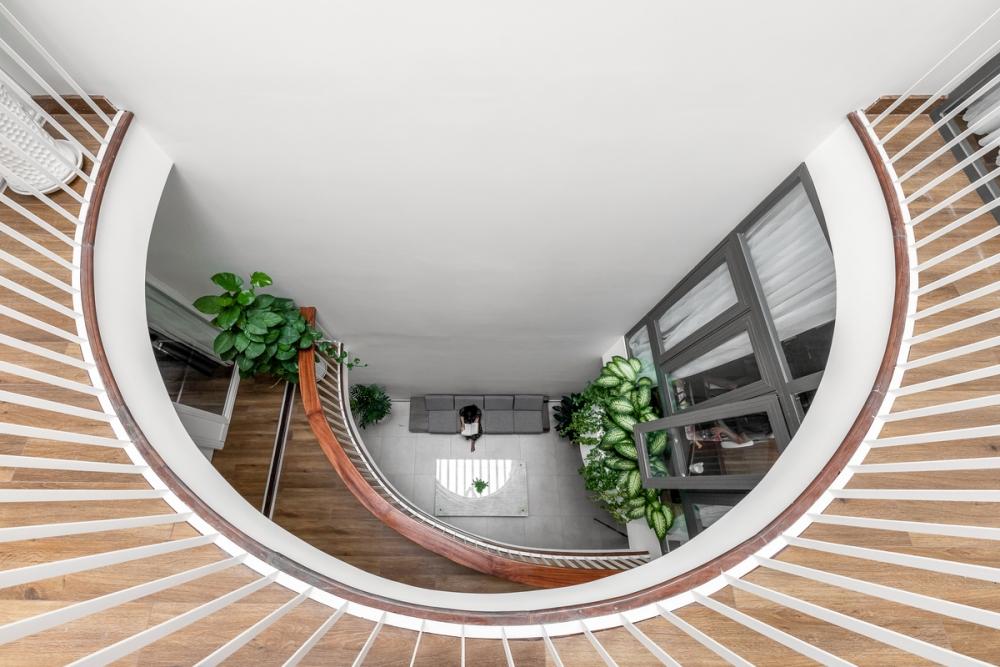 27 1000x1000 - Nhà trong thành phố - Giải pháp cho không gian sống với nhiều thành viên | Story Architecture