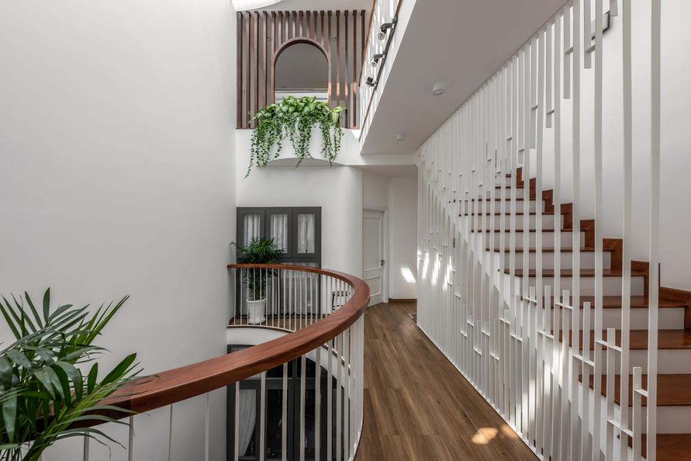 31 1000x1000 - Nhà trong thành phố - Giải pháp cho không gian sống với nhiều thành viên | Story Architecture