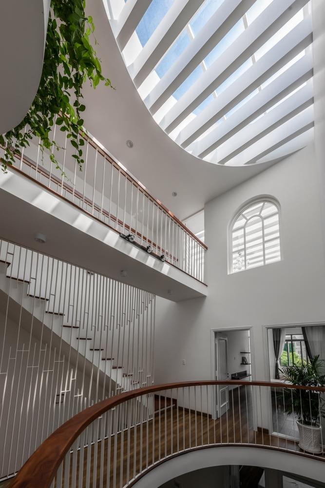 33 1000x1000 - Nhà trong thành phố - Giải pháp cho không gian sống với nhiều thành viên | Story Architecture