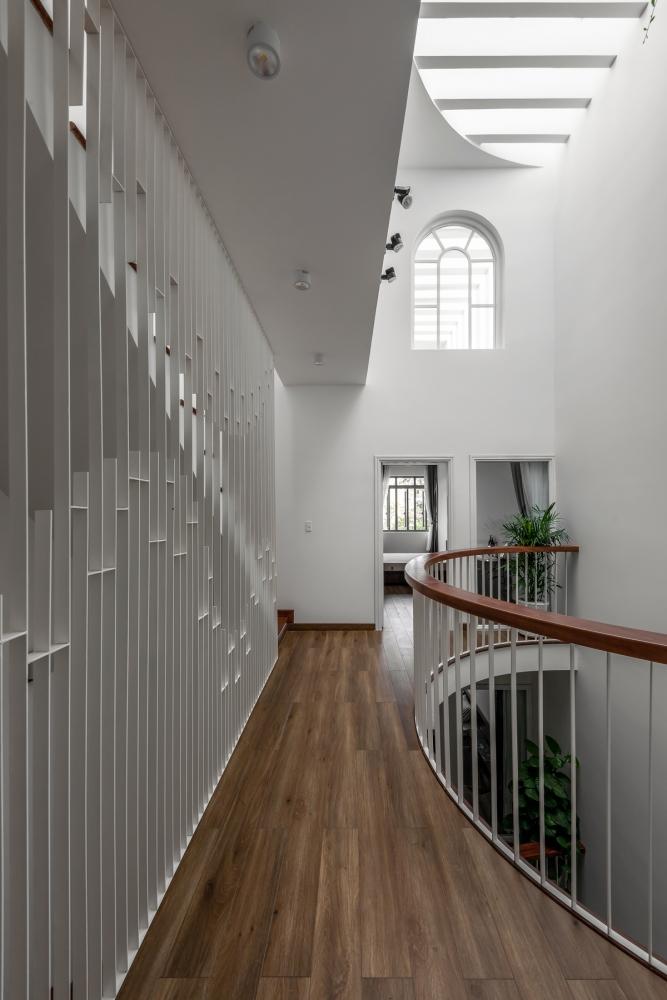33a 1000x1000 - Nhà trong thành phố - Giải pháp cho không gian sống với nhiều thành viên | Story Architecture
