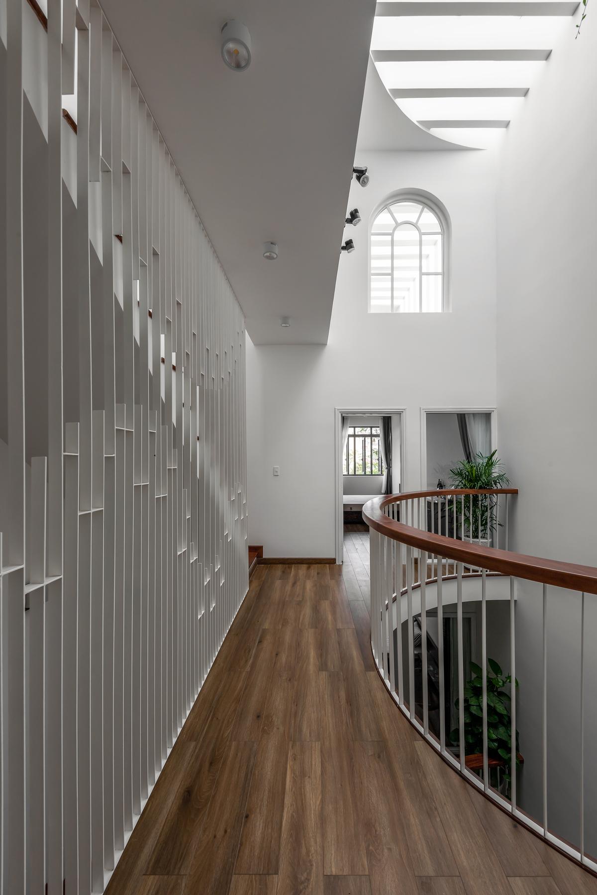 33a - Nhà trong thành phố - Giải pháp cho không gian sống với nhiều thành viên | Story Architecture