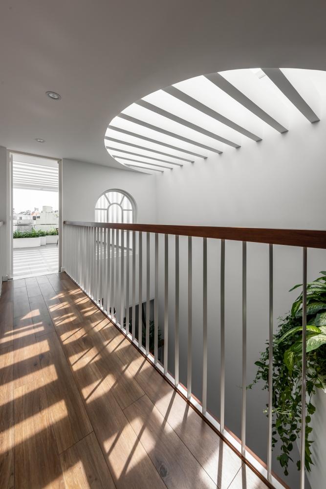 37 1000x1000 - Nhà trong thành phố - Giải pháp cho không gian sống với nhiều thành viên | Story Architecture