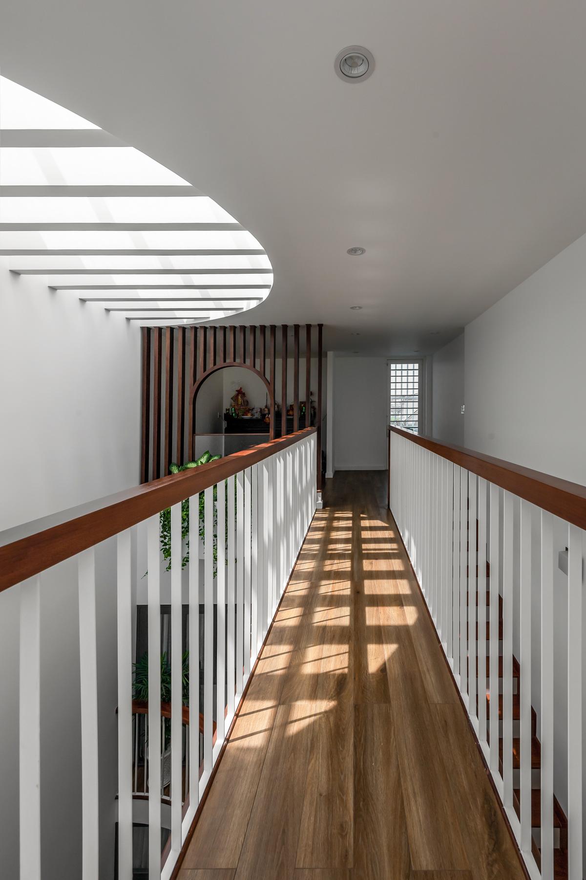 38 - Nhà trong thành phố - Giải pháp cho không gian sống với nhiều thành viên | Story Architecture
