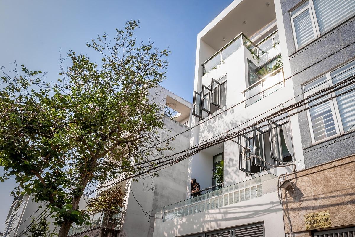 4 9 - Nhà trong thành phố - Giải pháp cho không gian sống với nhiều thành viên | Story Architecture