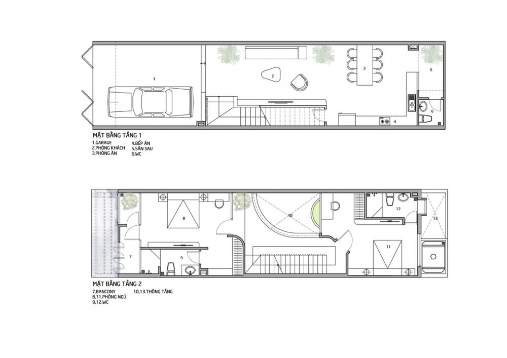 40 1000x1000 - Nhà trong thành phố - Giải pháp cho không gian sống với nhiều thành viên | Story Architecture