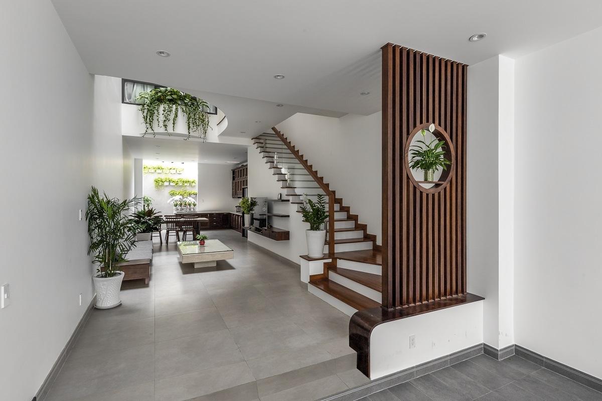 6 5 - Nhà trong thành phố - Giải pháp cho không gian sống với nhiều thành viên | Story Architecture