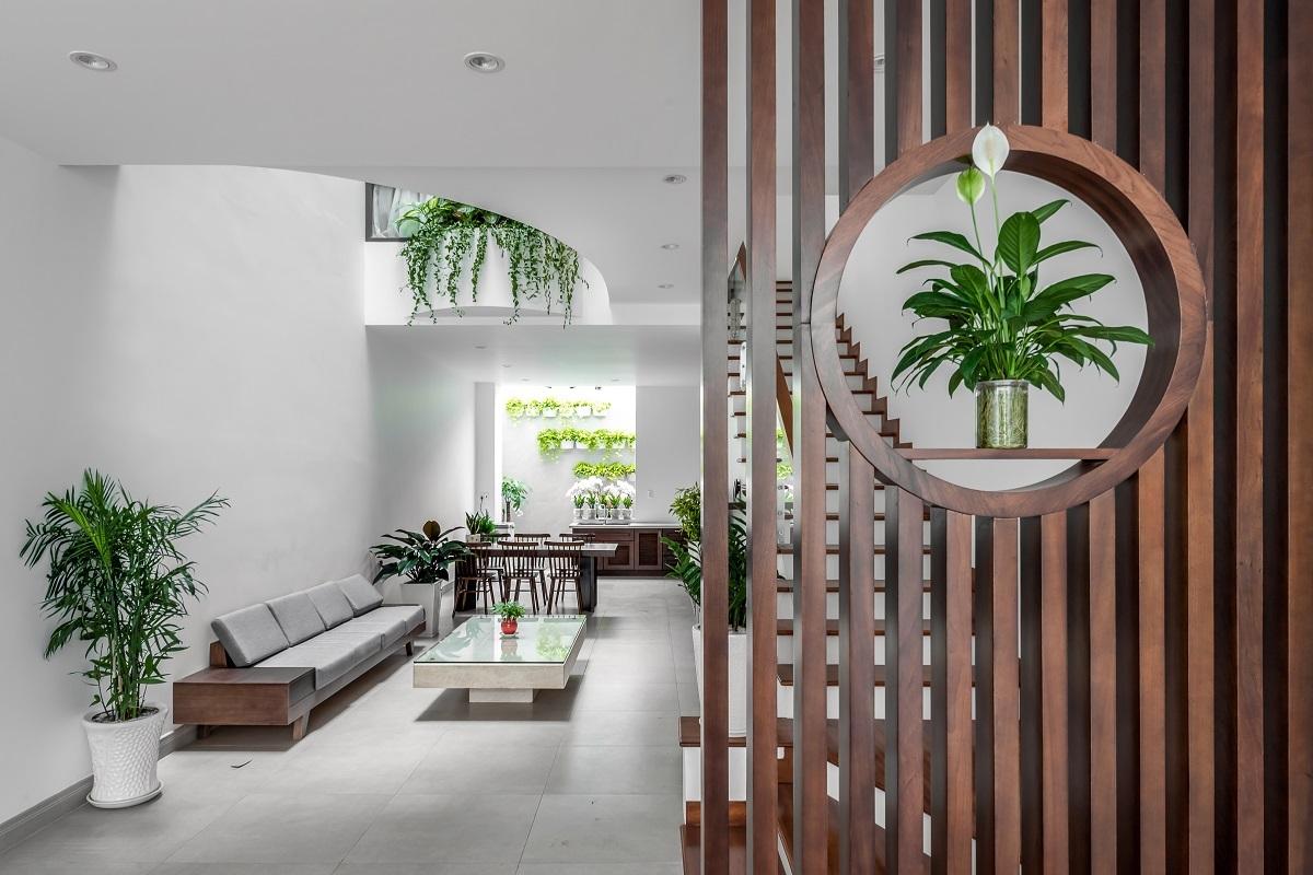 7 5 - Nhà trong thành phố - Giải pháp cho không gian sống với nhiều thành viên | Story Architecture