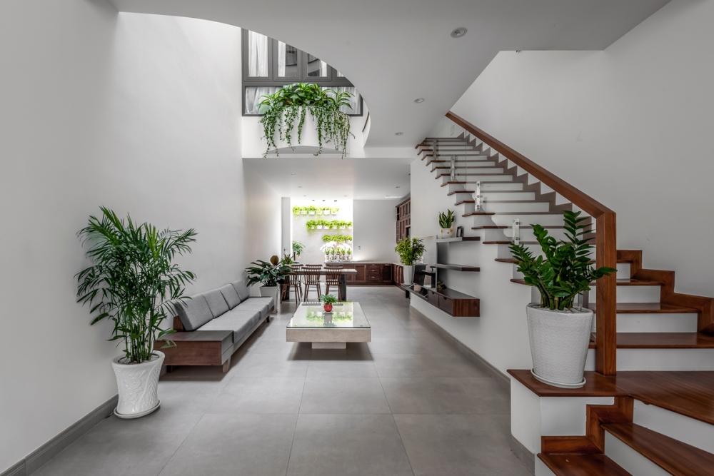 8 7 1000x2000 - Nhà trong thành phố - Giải pháp cho không gian sống với nhiều thành viên | Story Architecture