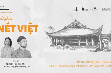 Nét Việt | Trò chuyện về nghệ thuật trang trí kiến trúc của người Việt