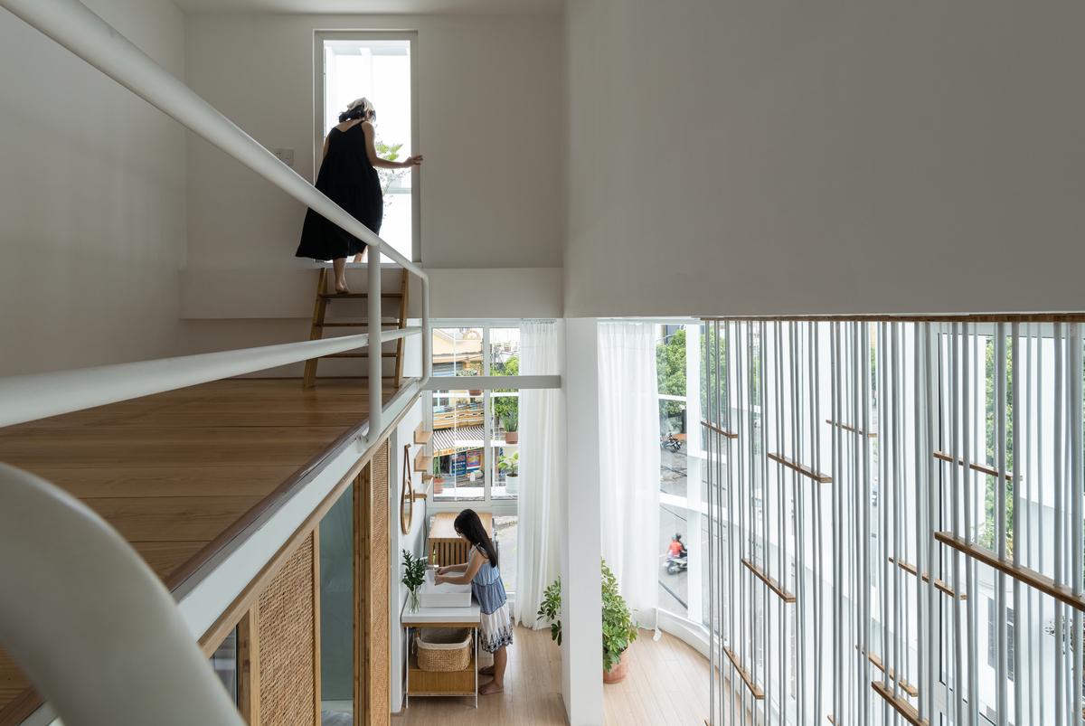 Tiam - Nét tinh khôi giữa phố Huế thơ mộng   Nguyễn Khải Architects & Associates