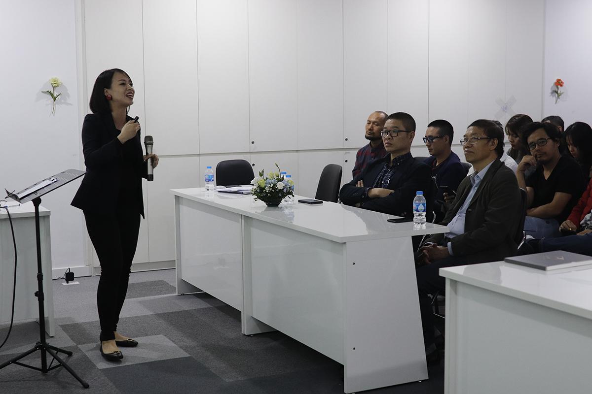 Talk show I-Talk: Khai thác nét tinh hoa trong hoa văn, họa tiết cổ truyền thống Việt Nam