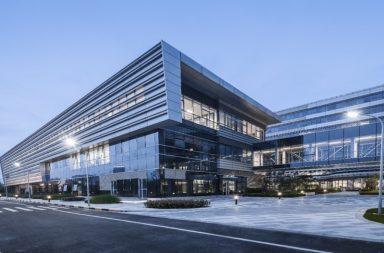 Trung tâm Công nghệ Saic Volkswagen Thượng Hải - Cảm hứng từ phong cách âm dương | B+H Architects