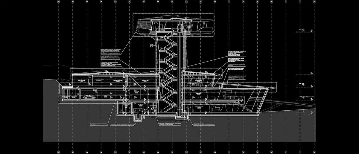 Ngắm nhìn dinh thự 140 triệu USD mô phỏng tàu vũ trụ của tỷ phú Nga
