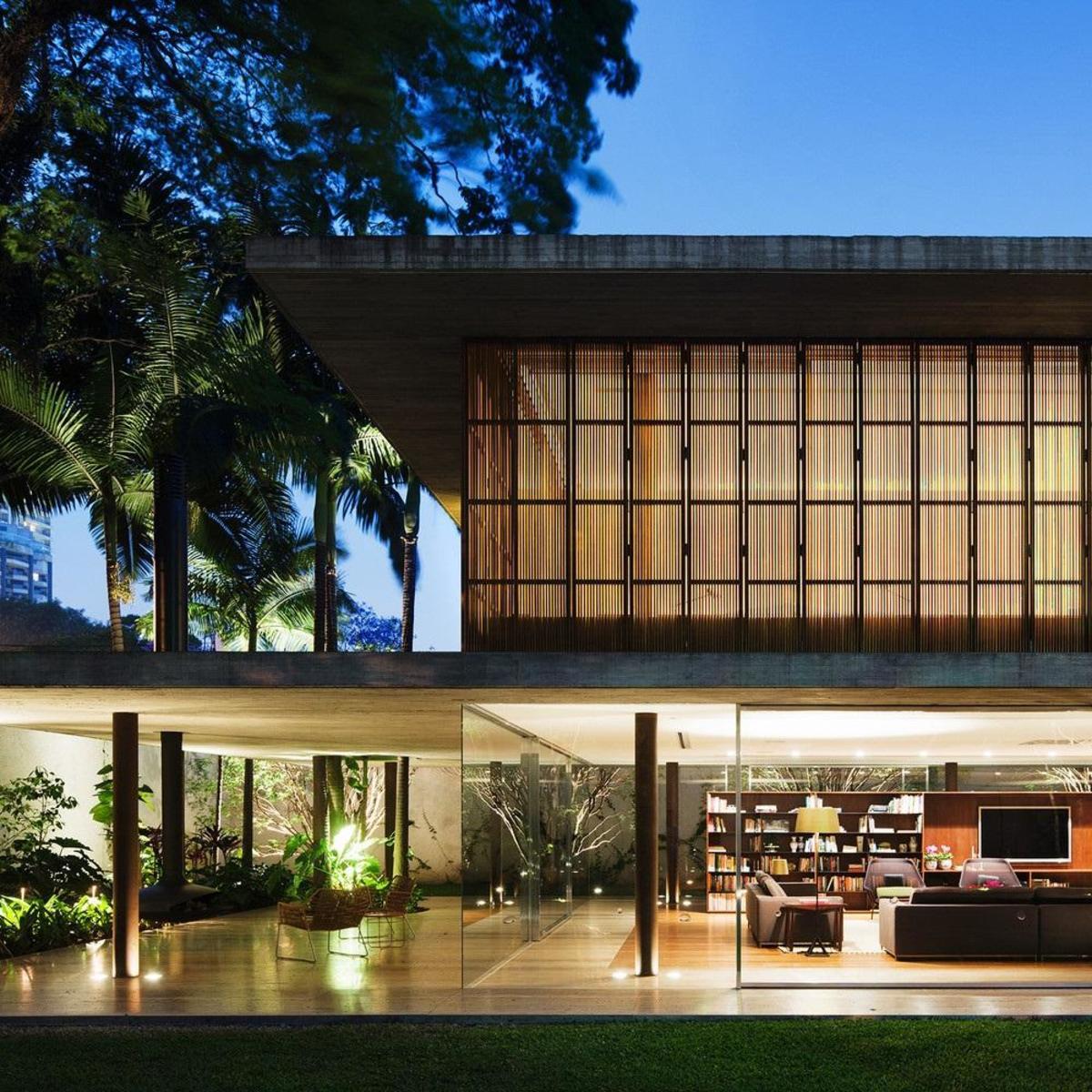 Cột trụ trong kiến trúc: Từ cổ điển đến hỗ trợ sáng tạo các công trình hiện đại