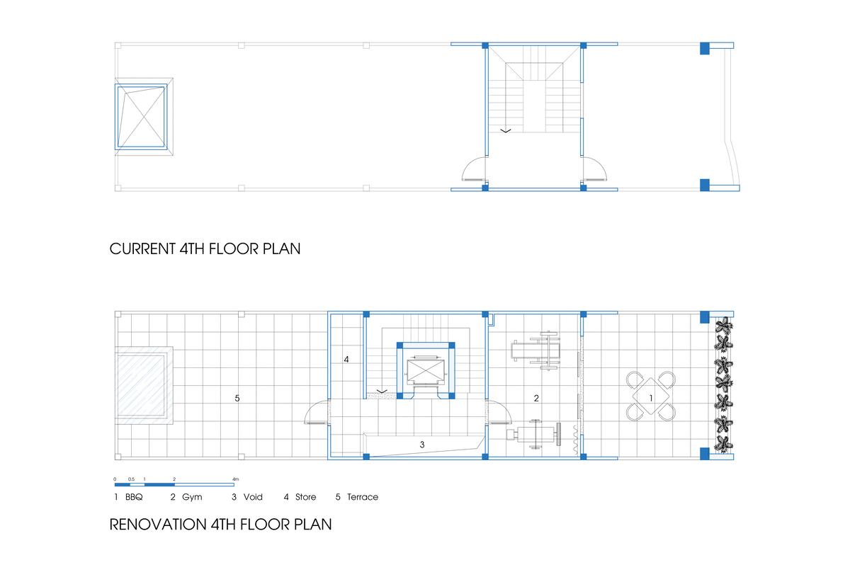 T'House – Sự kết nối kỳ diệu của ngôn ngữ kiến trúc | Acspace