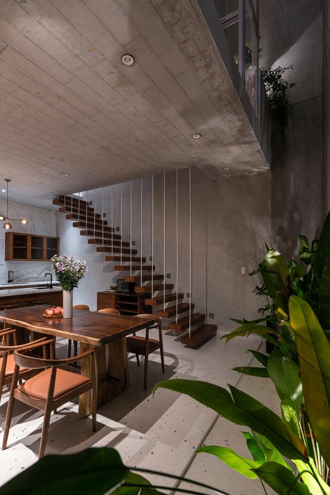 LVS.house – Tìm về thẩm mỹ chân phương của kiến trúc | AD9 Architects