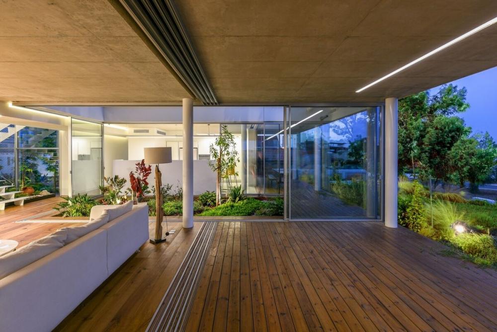Garden House – Christos Pavlou Architecture | Nhà vườn trong thành phố