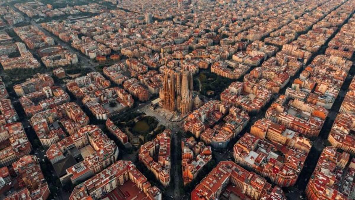 Chiêm ngưỡng kỳ quan quy hoạch đô thị của Barcelona | Kiến Việt net
