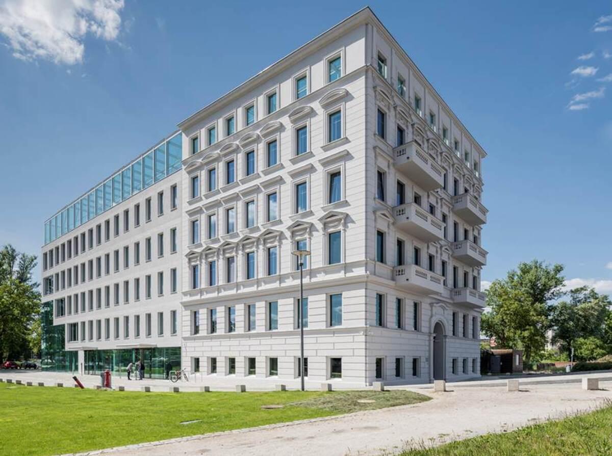 Concordia Design Wrocław - Điểm nhấn thời gian trên hòn đảo thơ mộng xứ Ba Lan | MVRDV
