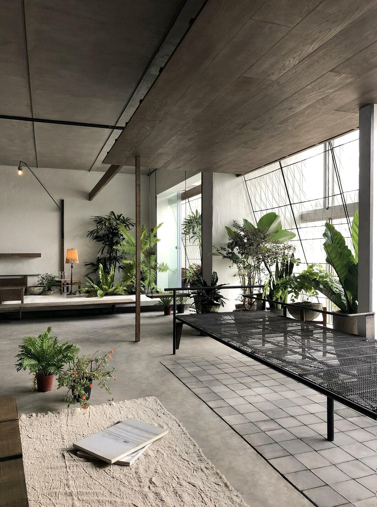 Giới hạn không gian - Nhận thức mới cho căn hộ chung cư   324 PRAXIS
