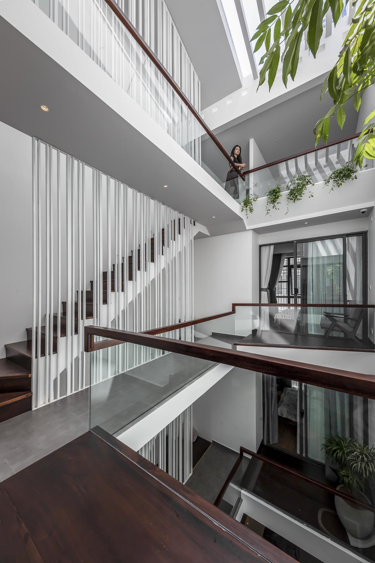 01 2 - NGỌC House - Chất keo gắn kết gia đình đa hệ  Story Architecture