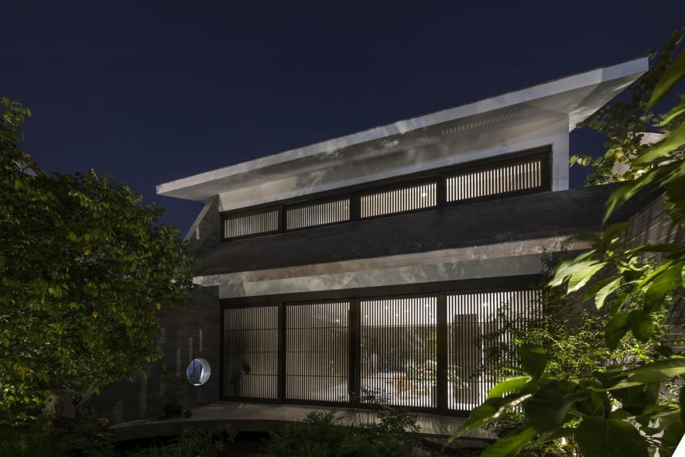 0142 1000x1000 - Nhà Huy - Ốc đảo xanh ẩn mình giữa phố thị   23o5 Studio