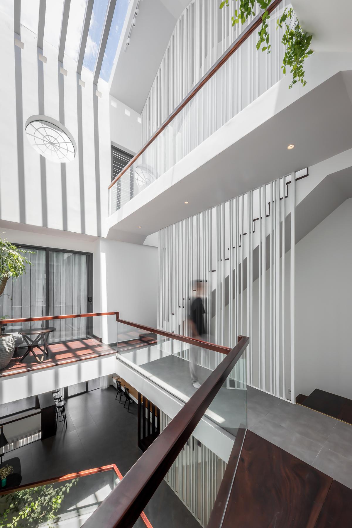 07 - NGỌC House - Chất keo gắn kết gia đình đa hệ  Story Architecture