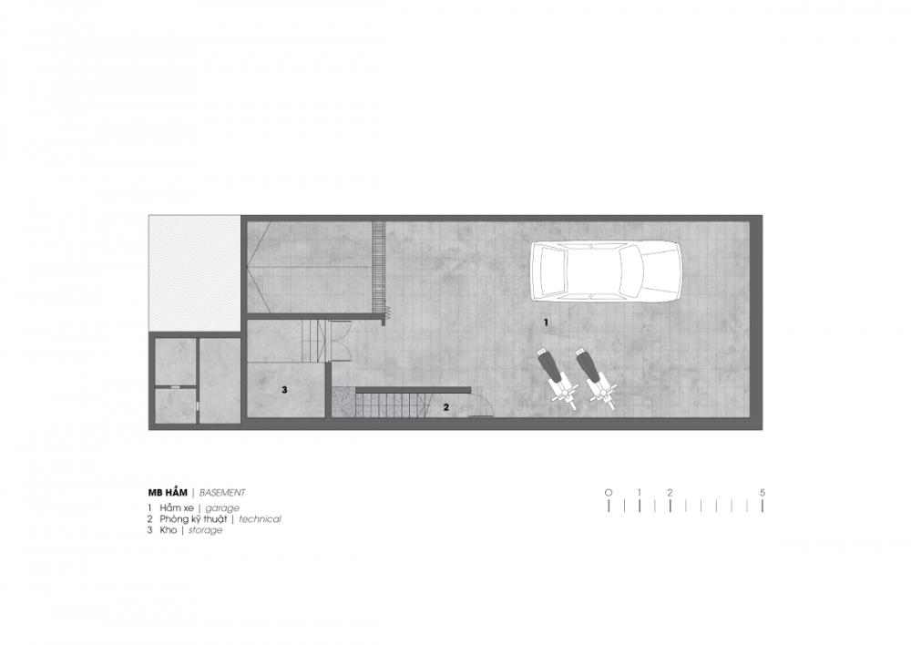 1 38 1000x1000 - Nhà ở quận 7 - Bức tranh hiện đại yên ả | H.a
