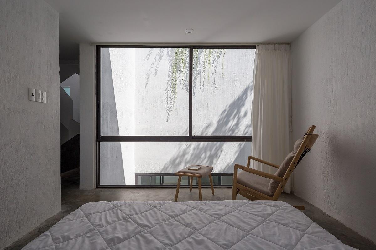 10.10 2000x1000 - Nhà Mệ Loan - Khoảng trời đón nắng trong ngõ nhỏ   H-H Studio