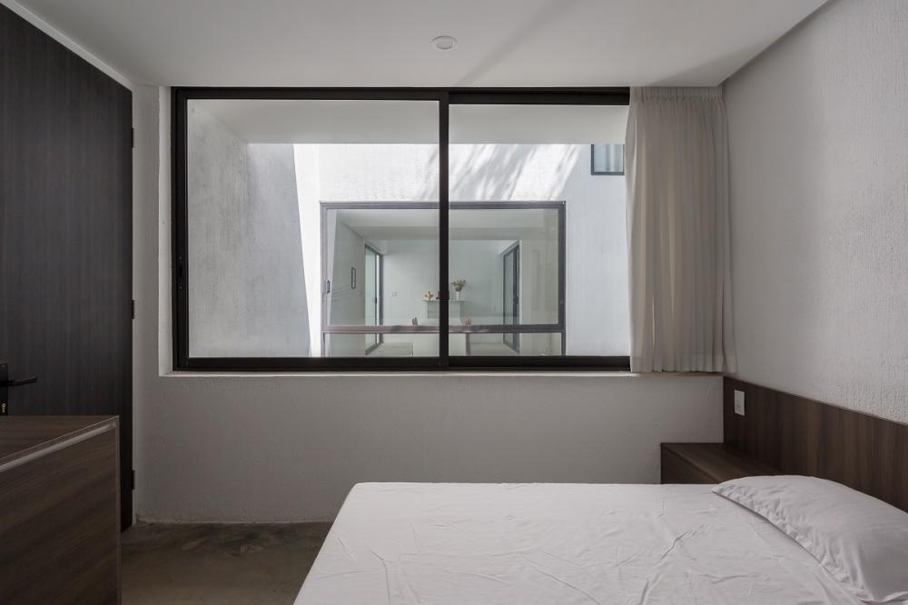 11 13 1000x1000 - Nhà Mệ Loan - Khoảng trời đón nắng trong ngõ nhỏ   H-H Studio