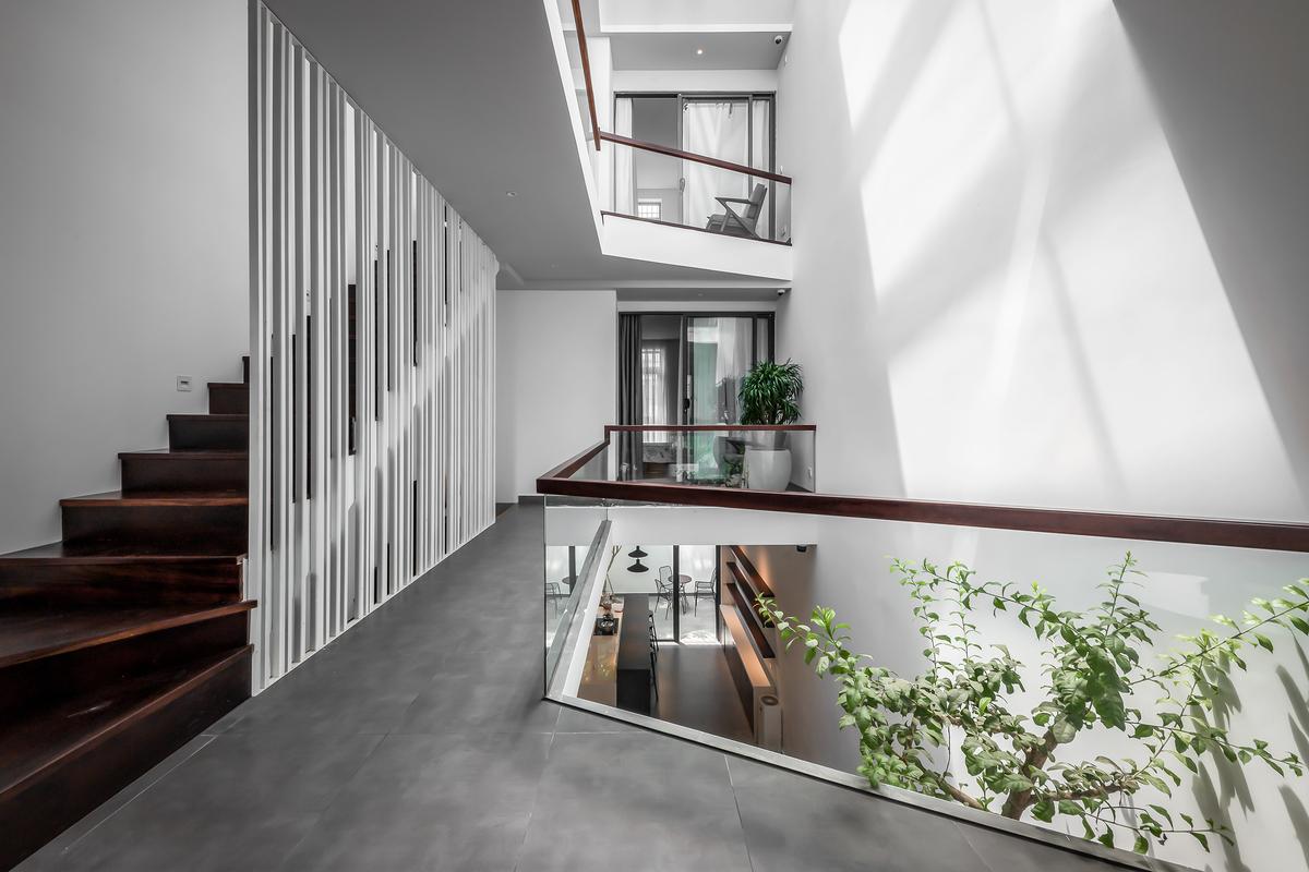 11 6 - NGỌC House - Chất keo gắn kết gia đình đa hệ  Story Architecture