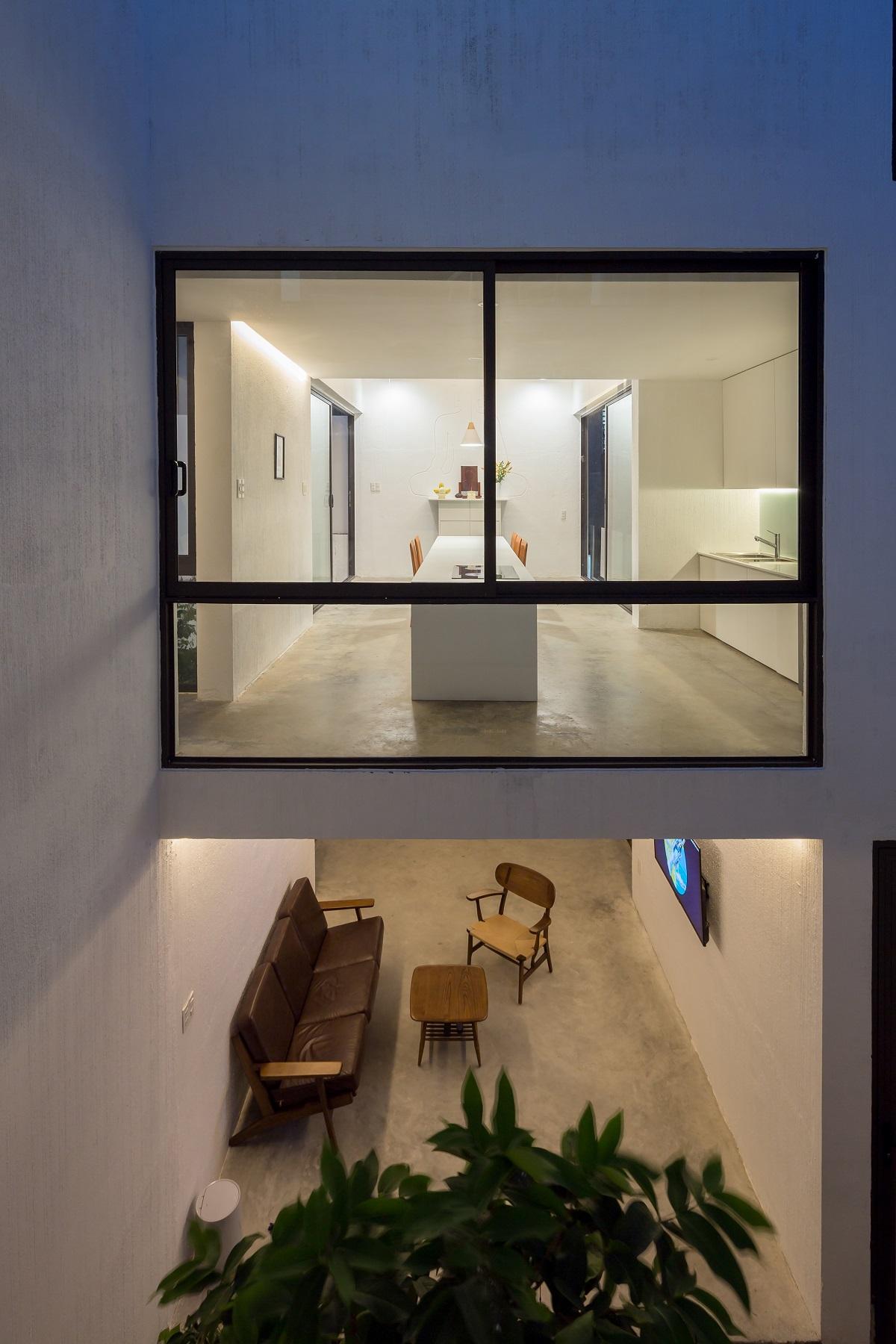 11.11 - Nhà Mệ Loan - Khoảng trời đón nắng trong ngõ nhỏ   H-H Studio