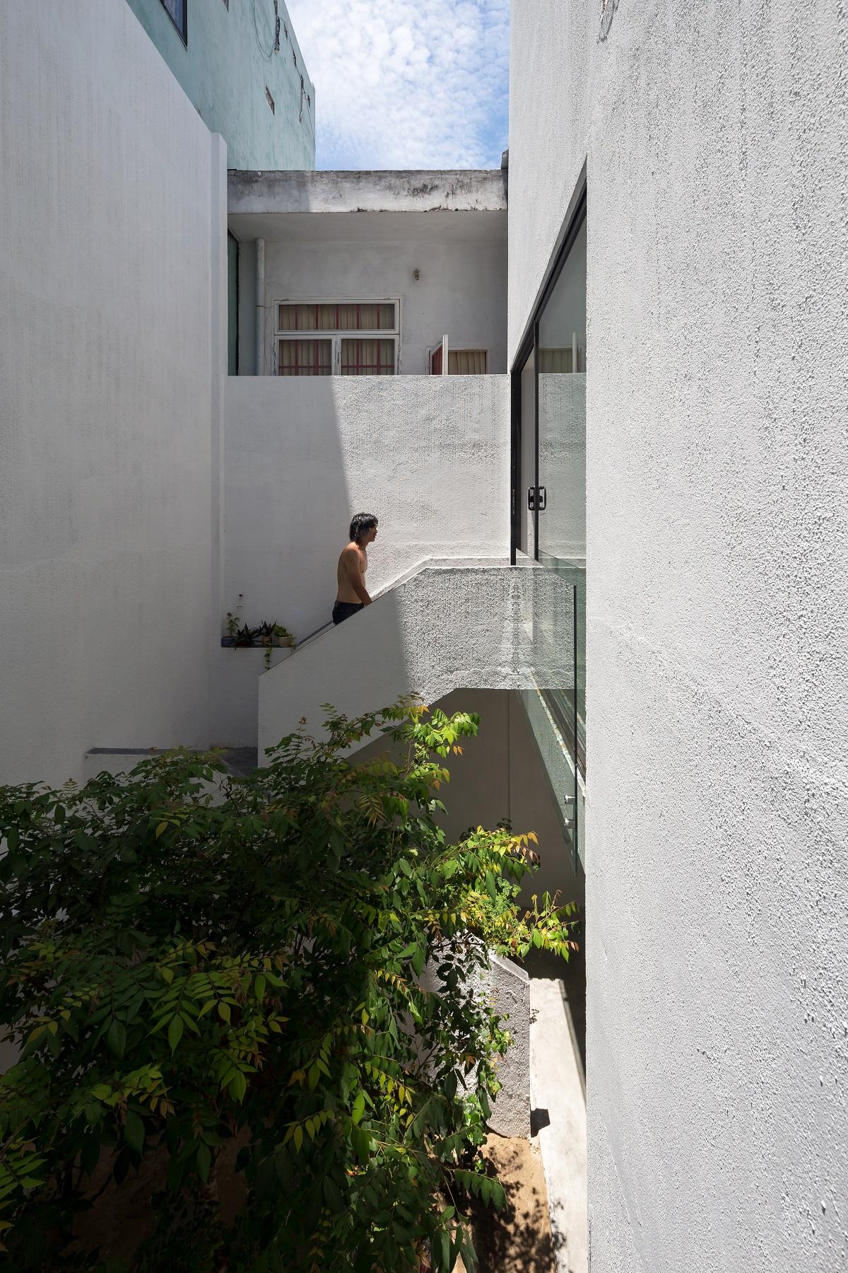 12 14 - Nhà Mệ Loan - Khoảng trời đón nắng trong ngõ nhỏ   H-H Studio