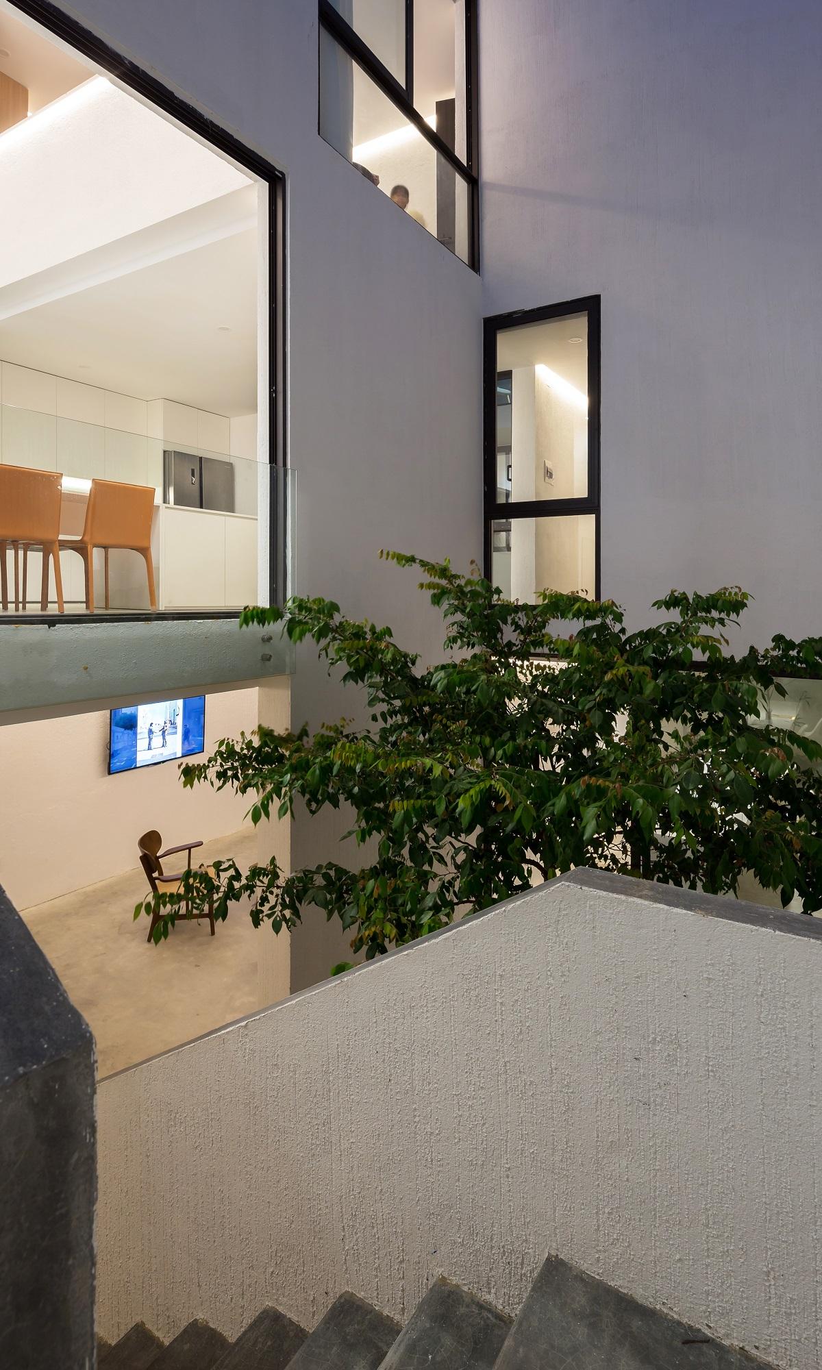 12.12 - Nhà Mệ Loan - Khoảng trời đón nắng trong ngõ nhỏ   H-H Studio