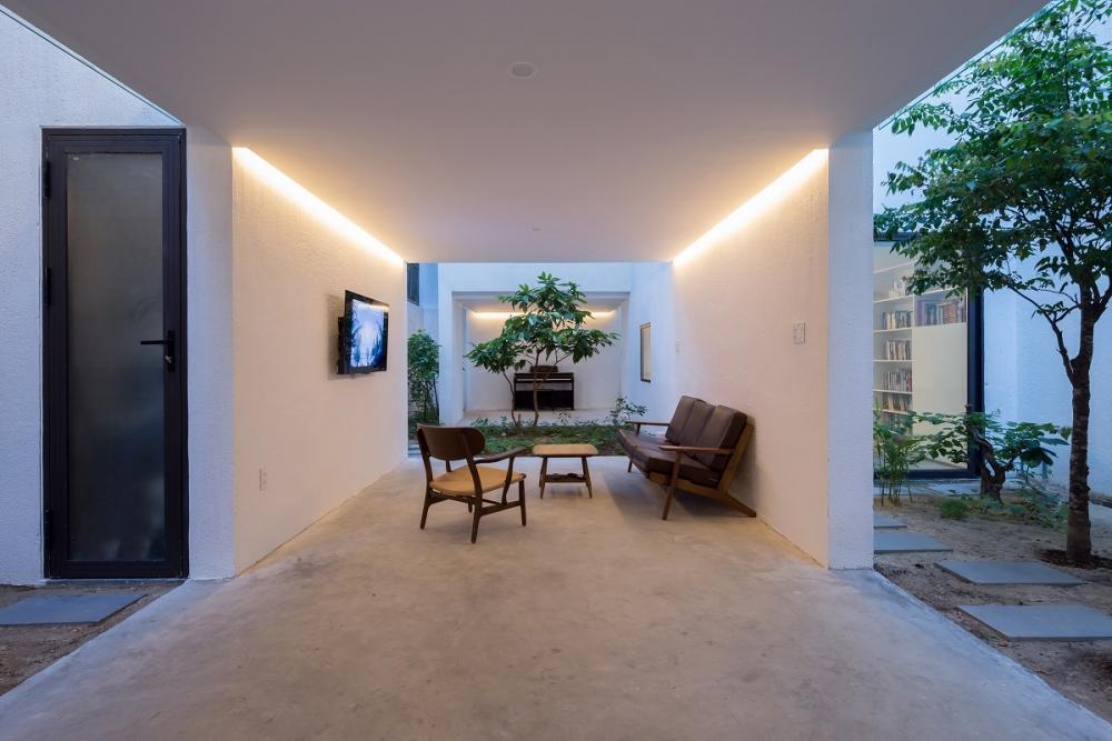 2.2 1000x1000 - Nhà Mệ Loan - Khoảng trời đón nắng trong ngõ nhỏ   H-H Studio