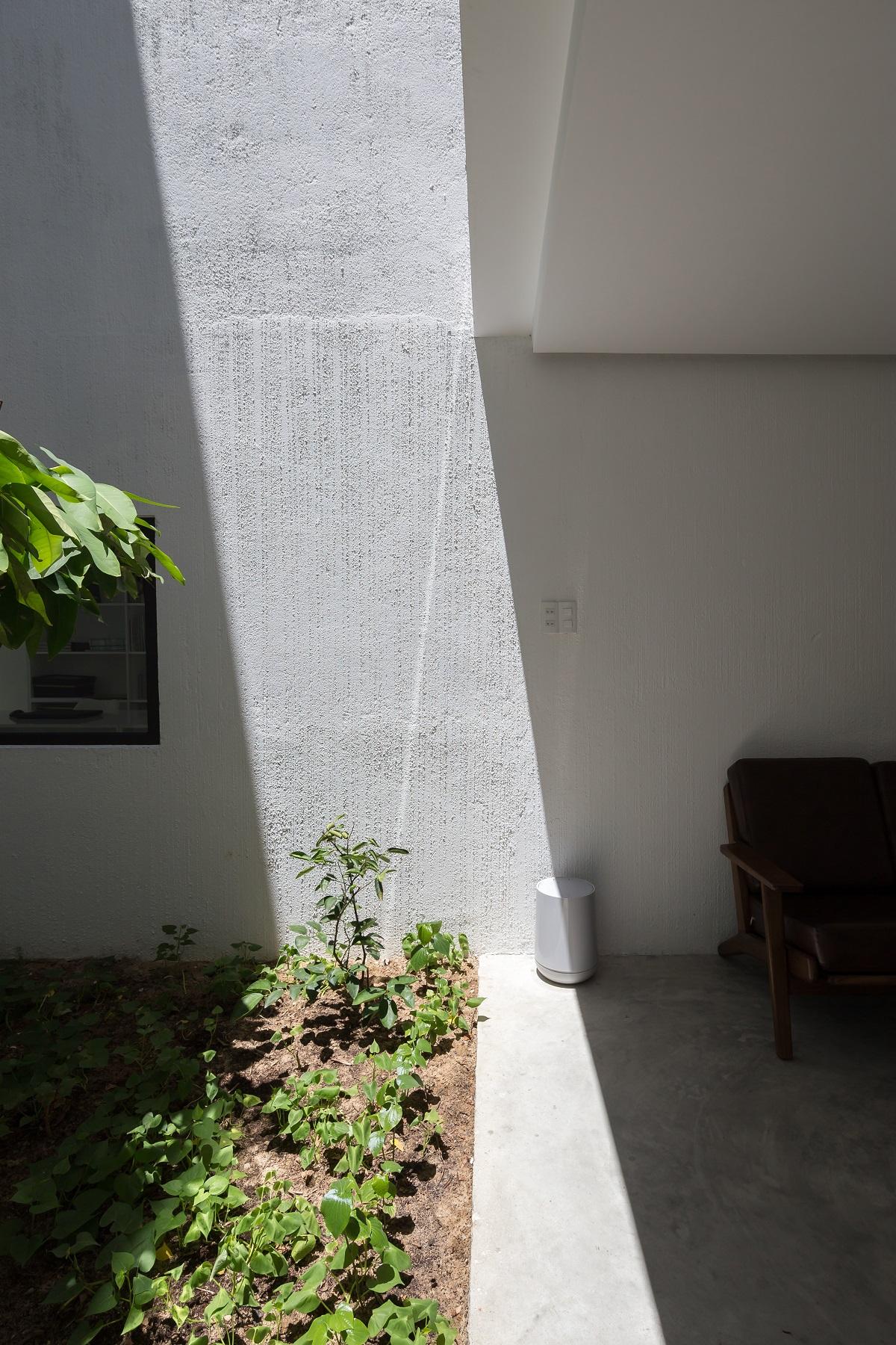 2.2.2 - Nhà Mệ Loan - Khoảng trời đón nắng trong ngõ nhỏ   H-H Studio