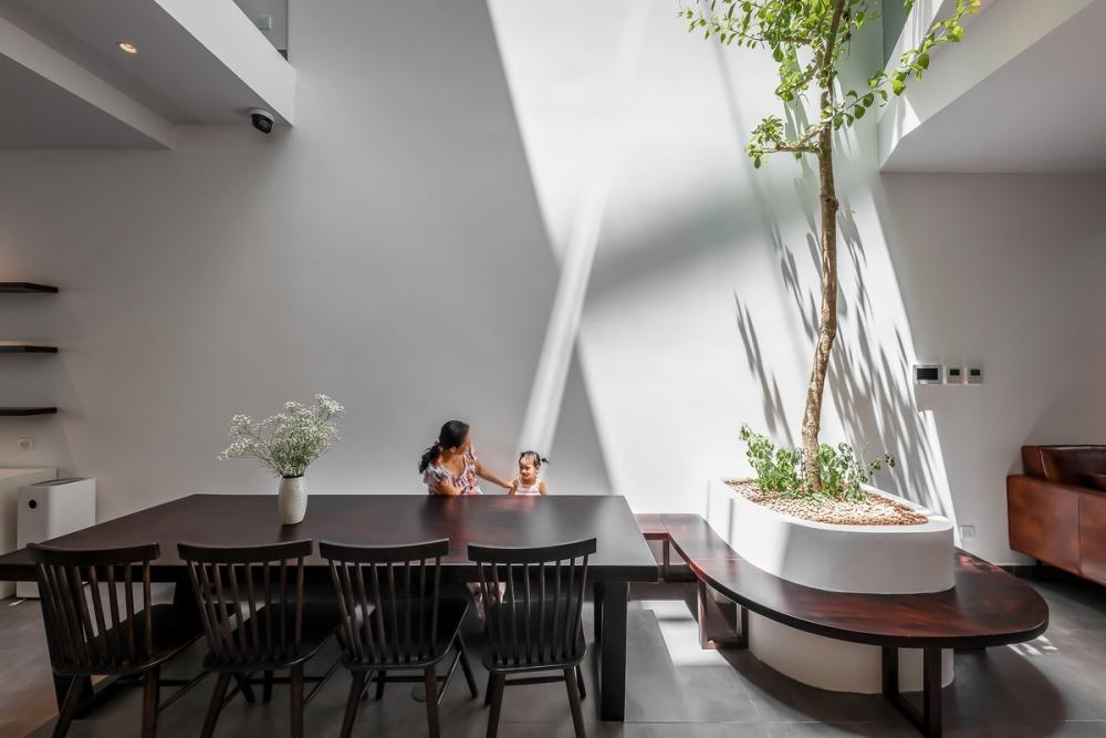 23 4 1000x1000 - NGỌC House - Chất keo gắn kết gia đình đa hệ  Story Architecture