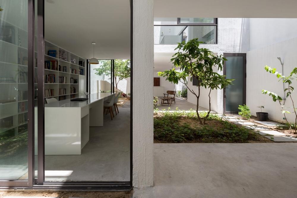 3 41 1000x1000 - Nhà Mệ Loan - Khoảng trời đón nắng trong ngõ nhỏ   H-H Studio