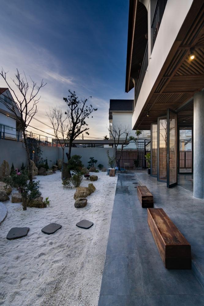3 7 1 1000x1000 - Nhà Nam Hồ - công trình hòa quyện nét đẹp truyền thống và hiện đại   RYO Group
