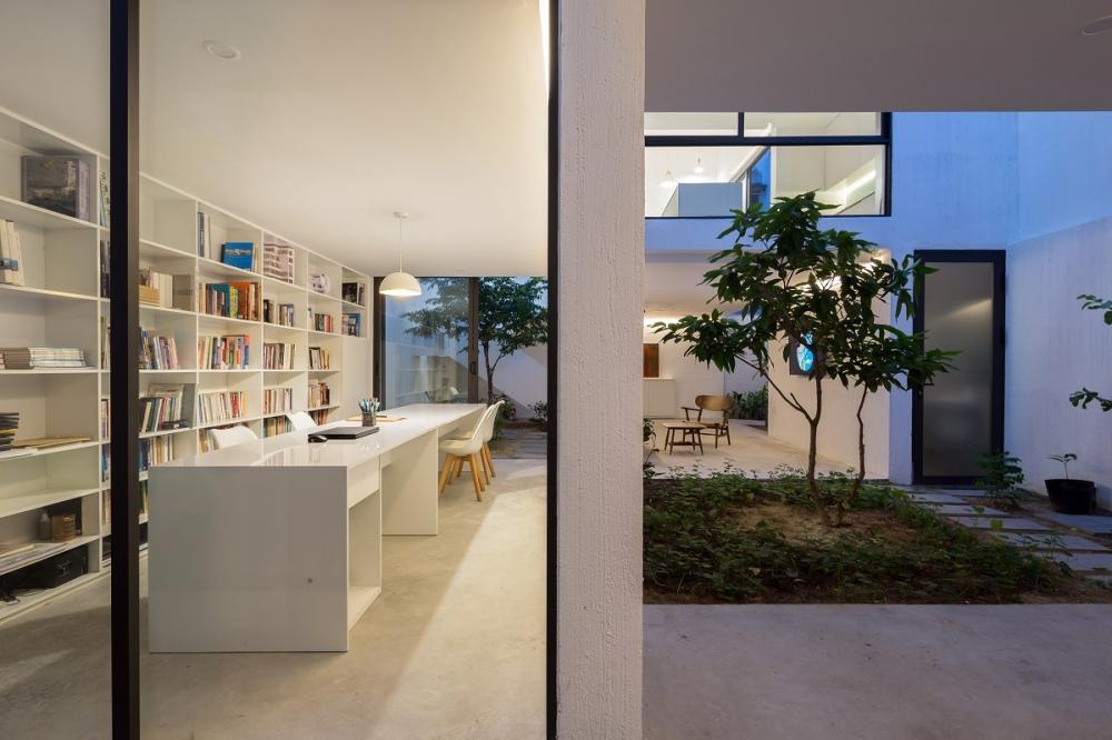 3.3 1 1000x1000 - Nhà Mệ Loan - Khoảng trời đón nắng trong ngõ nhỏ   H-H Studio