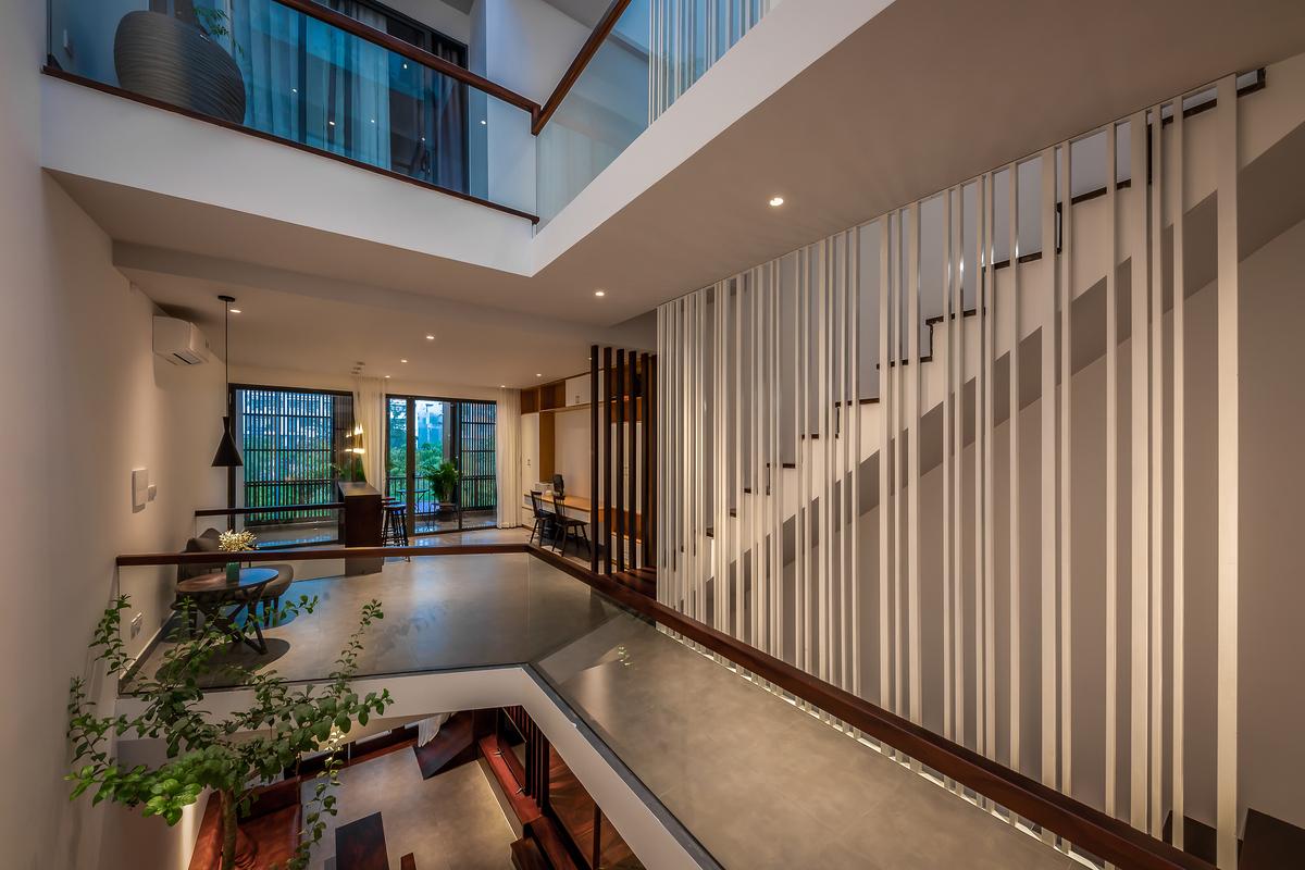 37 1 - NGỌC House - Chất keo gắn kết gia đình đa hệ  Story Architecture