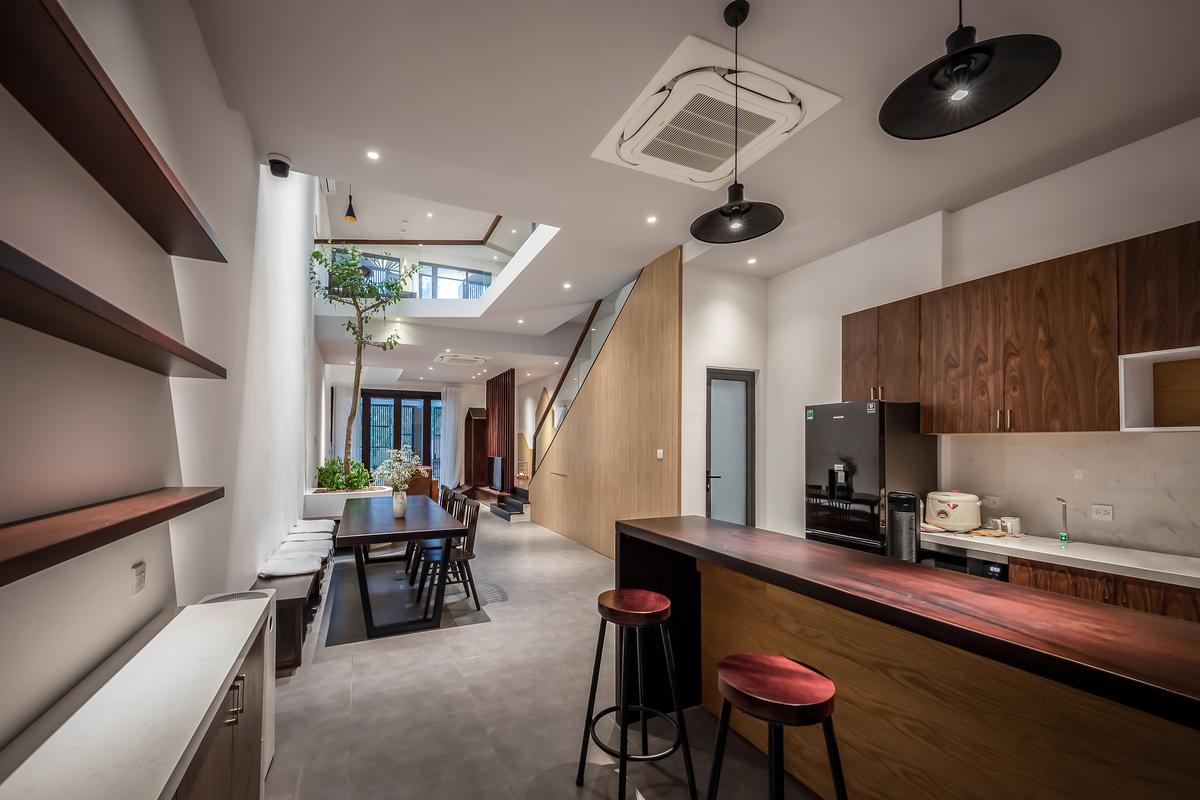 38 1 - NGỌC House - Chất keo gắn kết gia đình đa hệ  Story Architecture