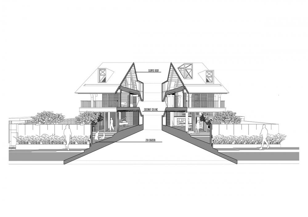 4 10 2 1000x1000 - Nhà Nam Hồ - công trình hòa quyện nét đẹp truyền thống và hiện đại   RYO Group
