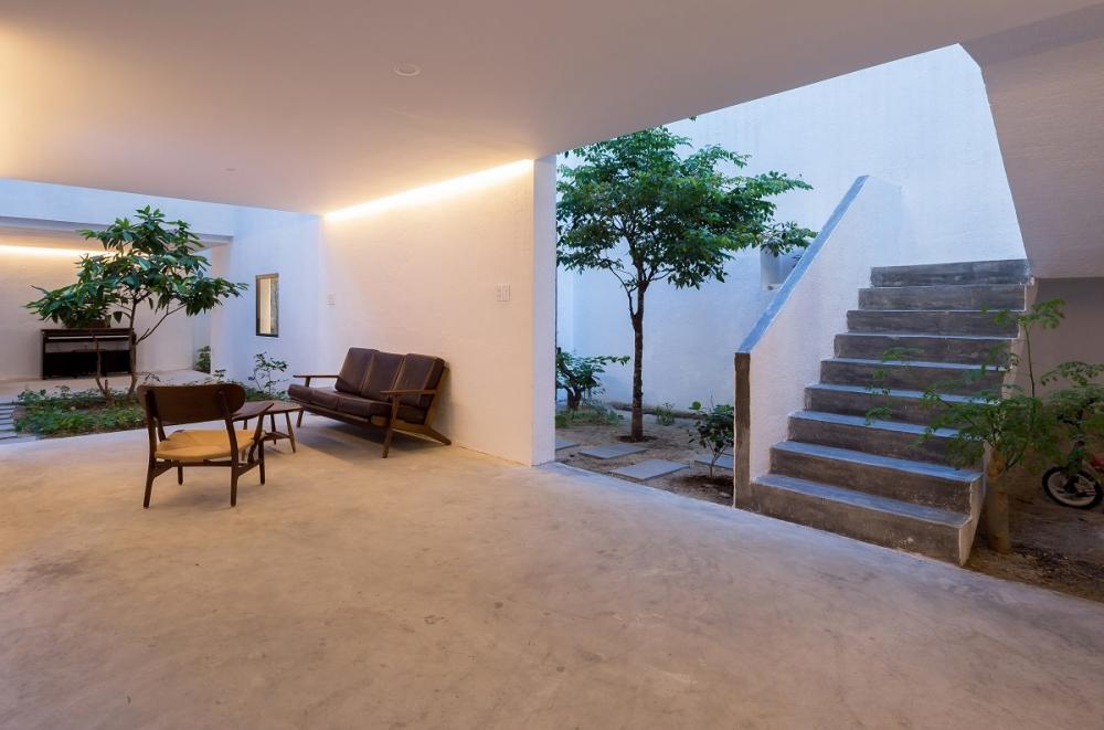 4.4 1000x1000 - Nhà Mệ Loan - Khoảng trời đón nắng trong ngõ nhỏ   H-H Studio
