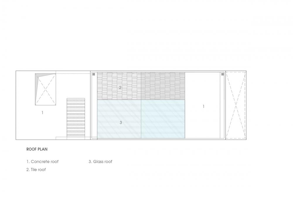 4.ROOF PLAN 1000x2000 - NGỌC House - Chất keo gắn kết gia đình đa hệ  Story Architecture