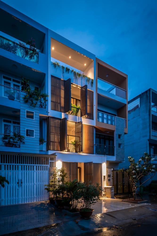 42 1000x1000 - NGỌC House - Chất keo gắn kết gia đình đa hệ  Story Architecture