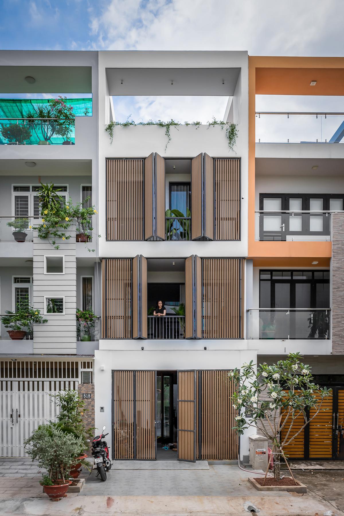 44 1 - NGỌC House - Chất keo gắn kết gia đình đa hệ  Story Architecture