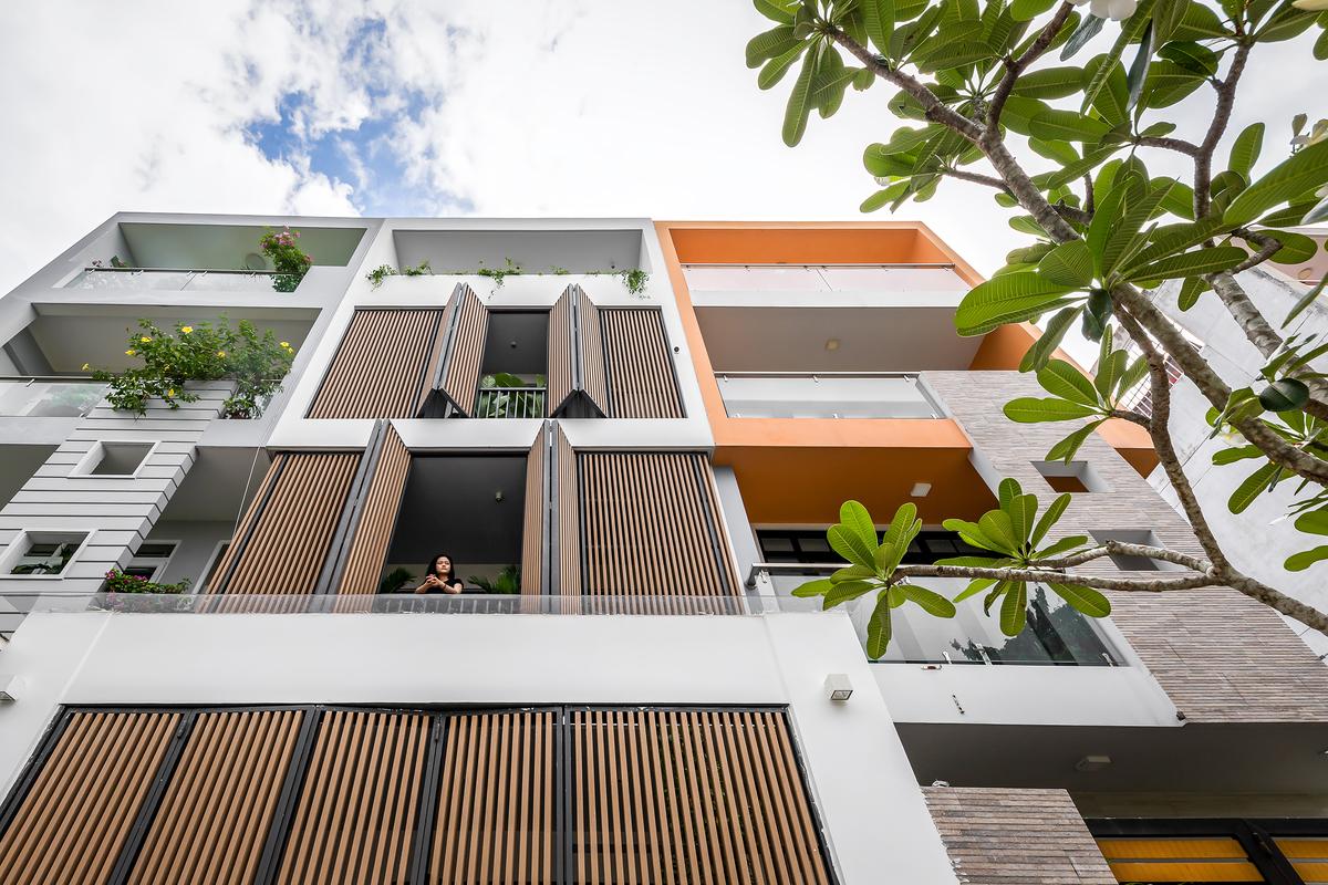 46 2 - NGỌC House - Chất keo gắn kết gia đình đa hệ  Story Architecture