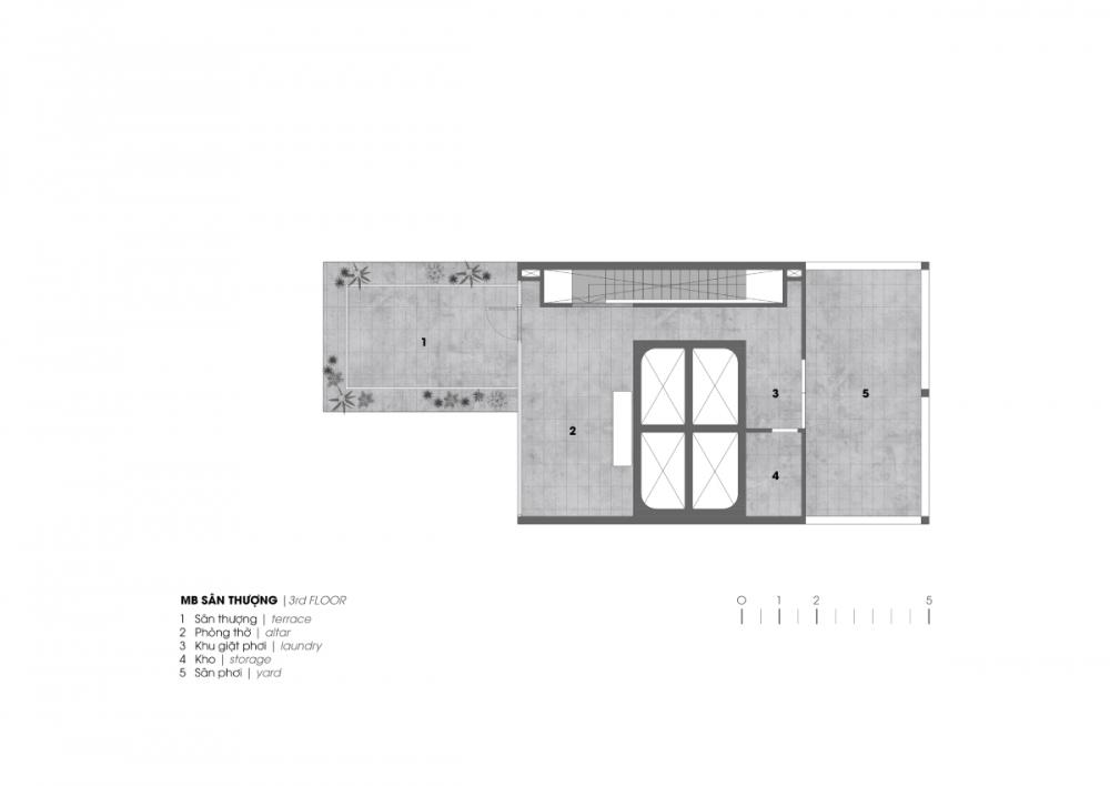 5 33 1000x1000 - Nhà ở quận 7 - Bức tranh hiện đại yên ả | H.a